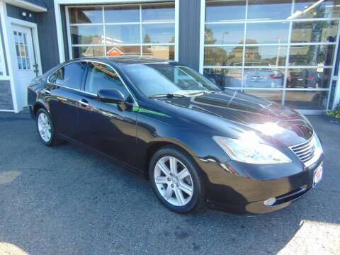 2007 Lexus ES 350 for sale at Akron Auto Sales in Akron OH