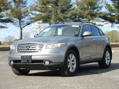 2005 Infiniti FX35 for sale at My Car Auto Sales in Lakewood NJ