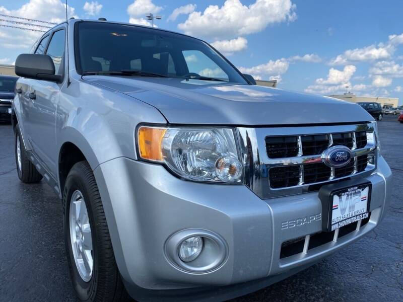 2012 Ford Escape for sale at VIP Auto Sales & Service in Franklin OH