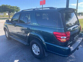 2001 Toyota Sequoia for sale at Turnpike Motors in Pompano Beach FL