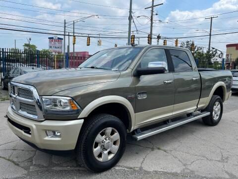 2014 RAM Ram Pickup 2500 for sale at SKYLINE AUTO in Detroit MI