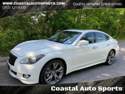2011 Infiniti M56 for sale at Coastal Auto Sports in Chesapeake VA