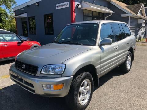 2000 Toyota RAV4 for sale at Auto Kraft in Agawam MA