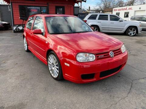 2004 Volkswagen R32 for sale at Mass Auto Exchange in Framingham MA