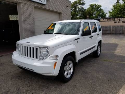 2011 Jeep Liberty for sale at New Clinton Auto Sales in Clinton Township MI