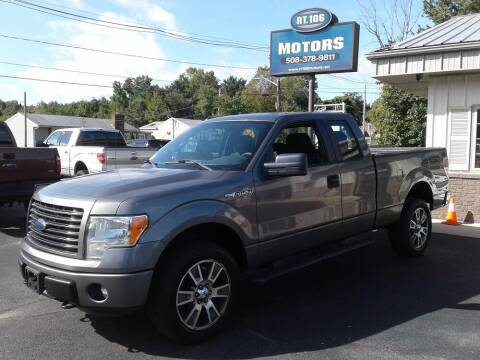2014 Ford F-150 for sale at Route 106 Motors in East Bridgewater MA