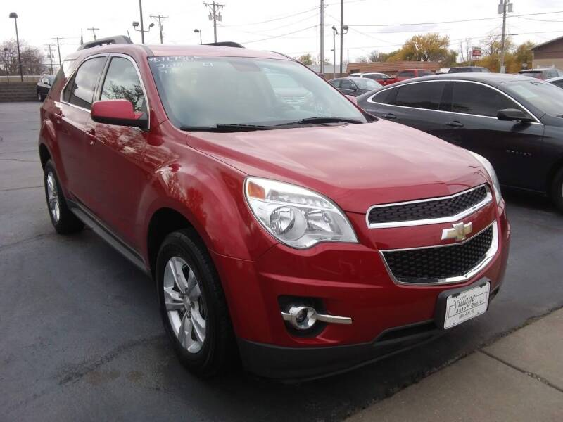 2014 Chevrolet Equinox for sale at Village Auto Outlet in Milan IL