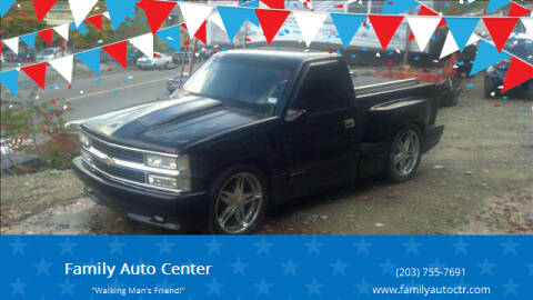 1988 Chevrolet C/K 1500 Series for sale at Family Auto Center in Waterbury CT