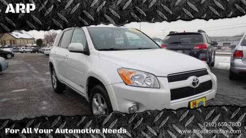 2011 Toyota RAV4 for sale at ARP in Waukesha WI