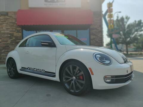 2012 Volkswagen Beetle for sale at 719 Automotive Group in Colorado Springs CO