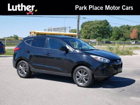 2015 Hyundai Tucson for sale at Park Place Motor Cars in Rochester MN