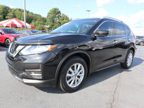 2017 Nissan Rogue for sale at RUSTY WALLACE KIA OF KNOXVILLE in Knoxville TN