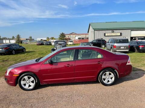 2007 Ford Fusion for sale at Car Guys Autos in Tea SD