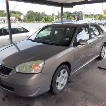 2007 Chevrolet Malibu Maxx for sale at Easy Credit Auto Sales in Cocoa FL