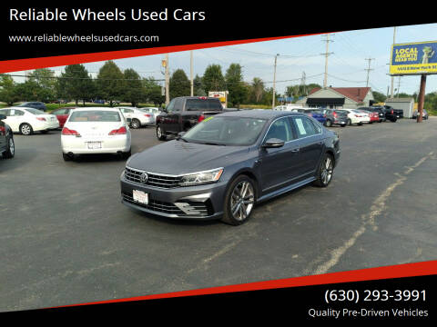 2017 Volkswagen Passat for sale at Reliable Wheels Used Cars in West Chicago IL