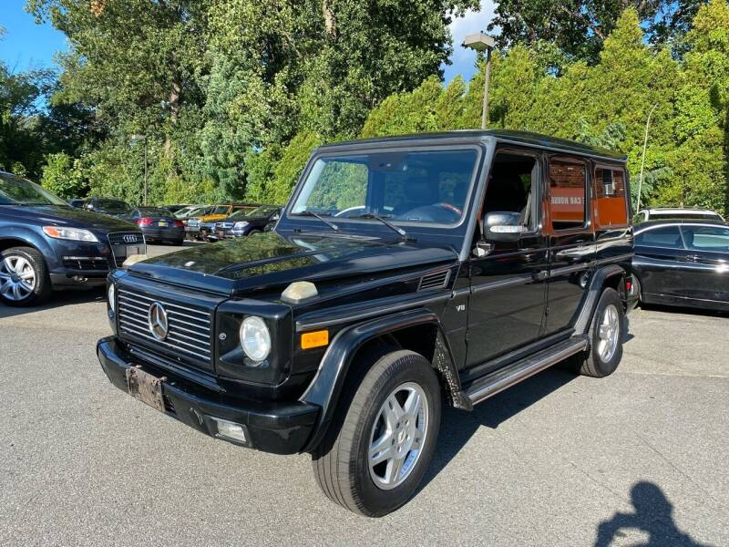 2003 Mercedes-Benz G-Class for sale at Bloomingdale Auto Group in Bloomingdale NJ