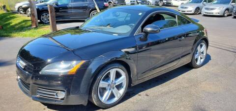 2012 Audi TT for sale at GEORGIA AUTO DEALER, LLC in Buford GA