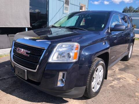 2015 GMC Terrain for sale at CAR VIPS ORLANDO LLC in Orlando FL
