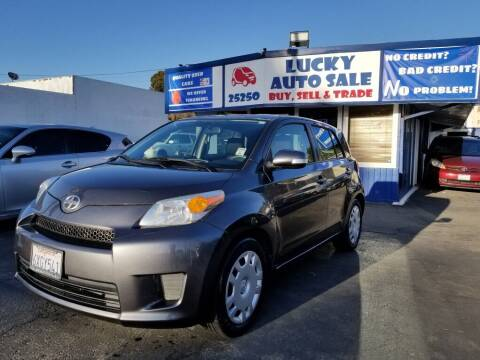 2012 Scion xD for sale at Lucky Auto Sale in Hayward CA