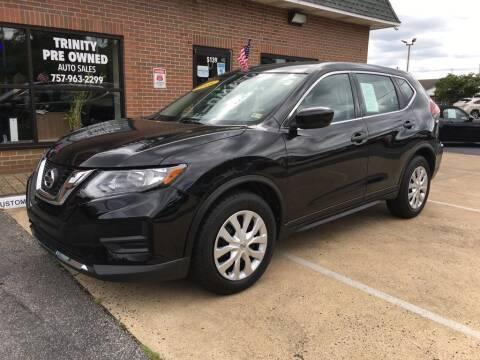 2018 Nissan Rogue for sale at Bankruptcy Car Financing in Norfolk VA