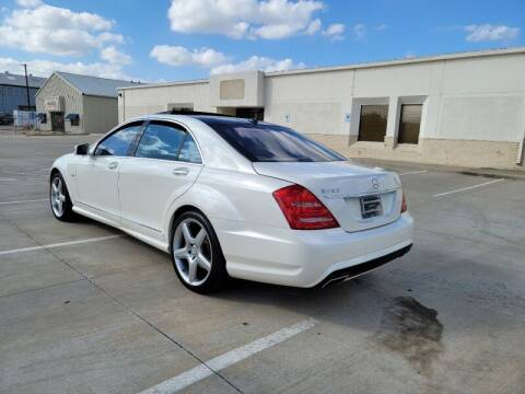 2012 Mercedes-Benz S-Class for sale at A & J Enterprises in Dallas TX