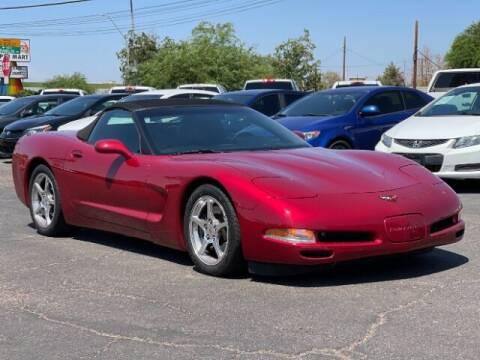 2004 Chevrolet Corvette for sale at Brown & Brown Wholesale in Mesa AZ