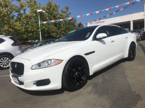 2014 Jaguar XJL for sale at Autos Wholesale in Hayward CA