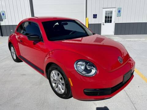 2013 Volkswagen Beetle for sale at B&M Motorsports in Springfield IL