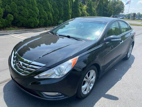 2011 Hyundai Sonata for sale at Professionals Auto Sales in Philadelphia PA