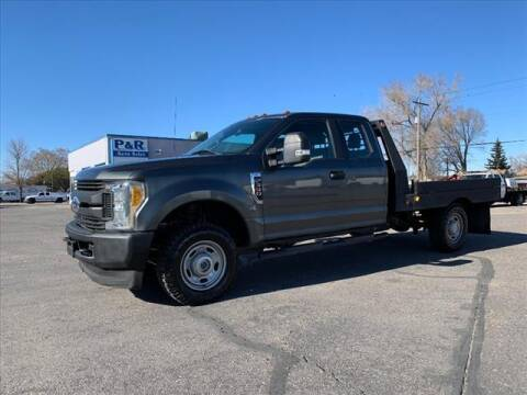 2017 Ford F-350 Super Duty for sale at P & R Auto Sales in Pocatello ID