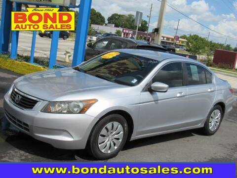 2009 Honda Accord for sale at Bond Auto Sales in St Petersburg FL