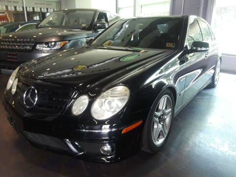 2009 Mercedes-Benz E-Class for sale at M & M Auto Brokers in Chantilly VA