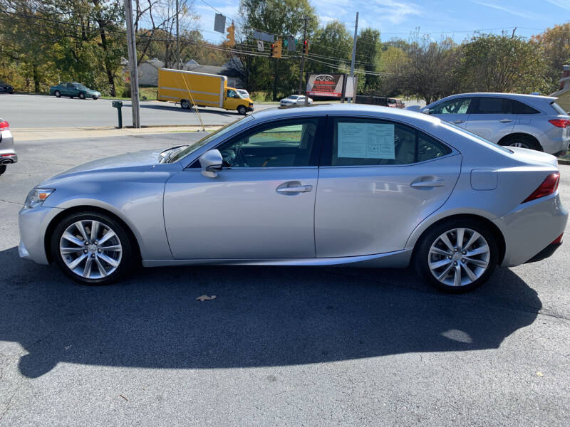 2016 Lexus IS 300 for sale at Simple Auto Solutions LLC in Greensboro NC