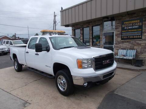 2012 GMC Sierra 2500HD for sale at Preferred Motor Cars of New Jersey in Keyport NJ