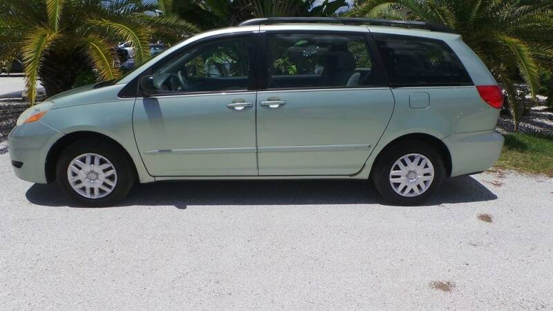 2006 Toyota Sienna CE Handicap Chair - Fort Myers FL