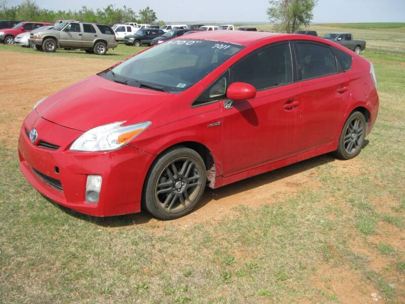 2011 Toyota Prius for sale in Hinton, OK