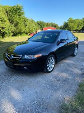 2007 Acura TSX for sale at The Car Shed in Burleson TX