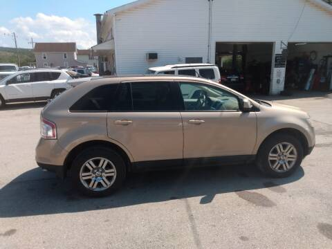 2007 Ford Edge for sale at ROUTE 119 AUTO SALES & SVC in Homer City PA