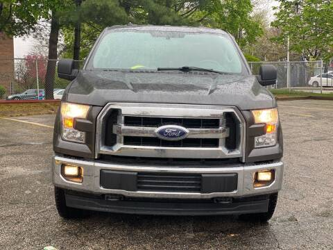 2017 Ford F-150 for sale at Welcome Motors LLC in Haverhill MA