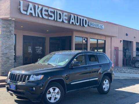 2012 Jeep Grand Cherokee for sale at Lakeside Auto Brokers in Colorado Springs CO
