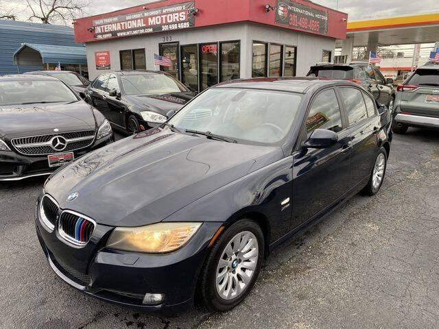 2009 BMW 3 Series for sale at International Motors in Laurel MD