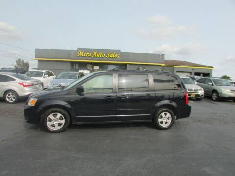 2010 Dodge Grand Caravan for sale at MIRA AUTO SALES in Cincinnati OH