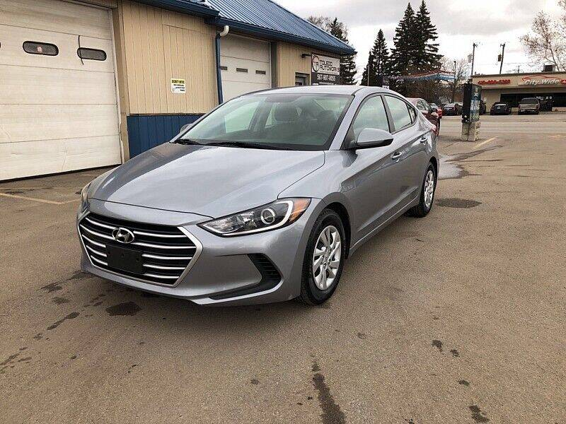 2017 Hyundai Elantra for sale at CItywide Auto Credit in Oregon OH