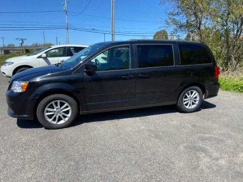 2016 Dodge Caravan for sale at Mark Regan Auto Sales in Oswego NY