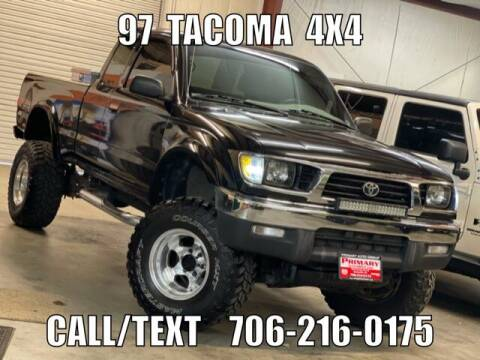 1997 Toyota Tacoma for sale at Primary Auto Group in Dawsonville GA