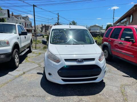 2014 Ford Transit Connect Cargo for sale at Chambers Auto Sales LLC in Trenton NJ