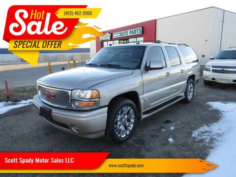 2005 GMC Yukon XL for sale at Scott Spady Motor Sales LLC in Hastings NE