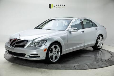 2010 Mercedes-Benz S-Class for sale at Jetset Automotive in Cedar Rapids IA