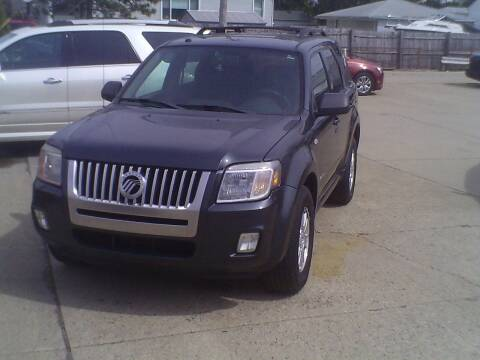 2008 Mercury Mariner for sale at Fred Elias Auto Sales in Center Line MI