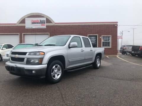 2010 Chevrolet Colorado for sale at Family Auto Finance OKC LLC in Oklahoma City OK